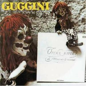 Opera buffa - CD Audio di Francesco Guccini