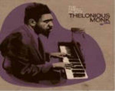 The Finest in Jazz: Thelonious Monk - CD Audio di Thelonious Monk