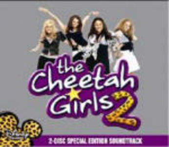 The Cheetah Girls 2 (Colonna Sonora) - CD Audio + DVD di Cheetah Girls