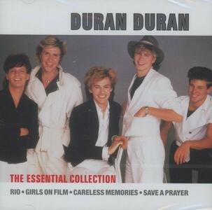The Essential Collection - CD Audio di Duran Duran