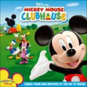Mickey Mouse Clubhouse (Colonna Sonora) - CD Audio
