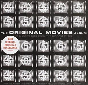 Original Movies Album - CD Audio