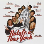 Cover CD Colonna sonora Natale a New York