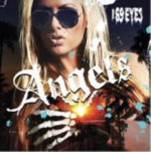 Angels - CD Audio di 69 Eyes