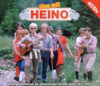 Sing Mit Heino - CD Audio di Heino