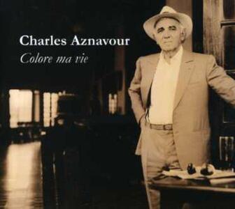 Colore Ma Vie - CD Audio + DVD di Charles Aznavour