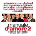 Cover CD Colonna sonora Manuale d'amore 2 (Capitoli successivi)