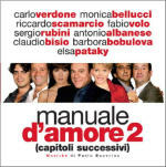 Cover CD Manuale d'amore 2 (Capitoli successivi)