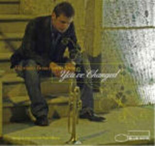 You've Changed - CD Audio di Fabrizio Bosso