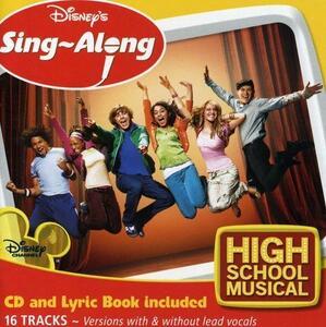 High School Musical Sing - CD Audio
