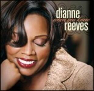When You Know - CD Audio di Dianne Reeves