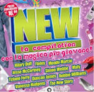 New. La compilation con la musica più giovane - CD Audio