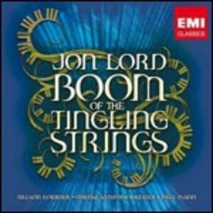 Boom of the Tingling Strings - CD Audio di Jon Lord