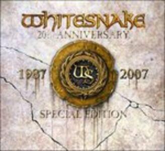 1987 - CD Audio di Whitesnake