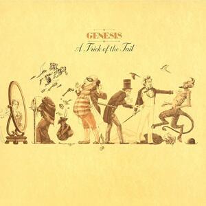 A Trick of the Tail - CD Audio di Genesis