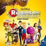 Cover CD Colonna sonora I Robinson, una famiglia spaziale