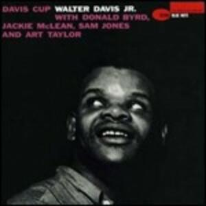 Davis Cup - CD Audio di Walter Davis Jr.
