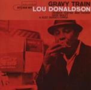 Gravy Train - CD Audio di Lou Donaldson