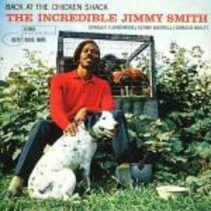 Back at the Chicken Shack - CD Audio di Jimmy Smith