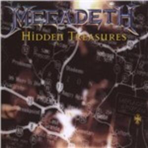Hidden Treasures - CD Audio di Megadeth