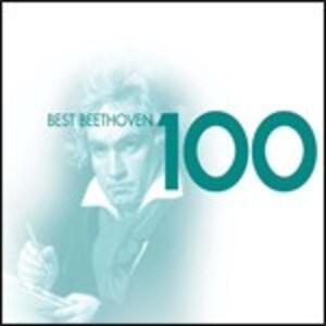 100 Best Beethoven - CD Audio di Ludwig van Beethoven