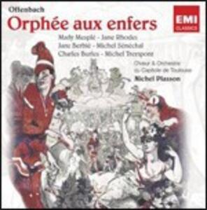 Orphée aux Enfers - CD Audio di Jacques Offenbach,Michel Plasson,Orchestre du Capitole de Toulouse