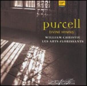 Divine Hymns - CD Audio di Henry Purcell,William Christie,Les Arts Florissants
