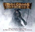 Cover CD Colonna sonora Pirati dei Caraibi - Ai confini del mondo