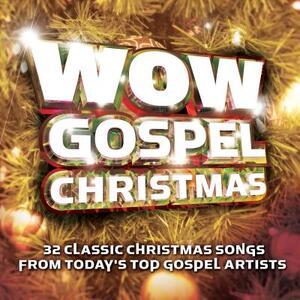 Wow Gospel Christmas - CD Audio
