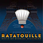 Cover CD Ratatouille