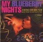 Cover CD Colonna sonora Un bacio romantico - My Blueberry Nights