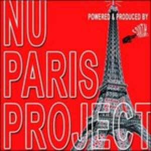 Nu Paris Project - CD Audio