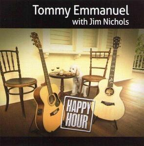 Happy Hour - CD Audio di Tommy Emmanuel