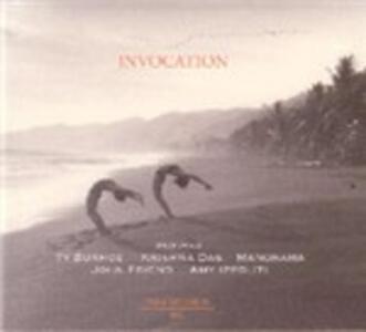 Invocation - CD Audio
