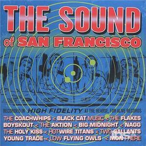 Sound of San Francisco - CD Audio