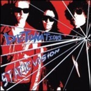 Static Vision - Vinile LP di Detonations