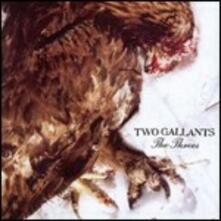 Throes (Remastered + Bonus Track) - CD Audio di Two Gallants