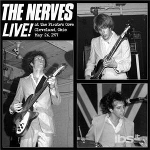 Live at the pi - Vinile LP di Nerves