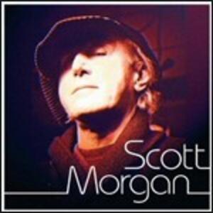 Scott Morgan - CD Audio di Scott Morgan