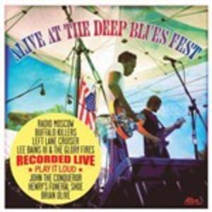 Alive - CD Audio