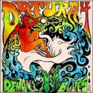 Demon Blues - Vinile LP di Datura4