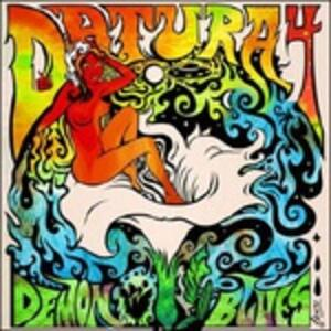 Demon Blues - CD Audio di Datura4