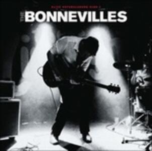CD Arrow Pierce My Heart Bonnevilles