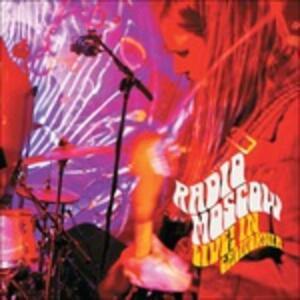 Live in California - CD Audio di Radio Moscow