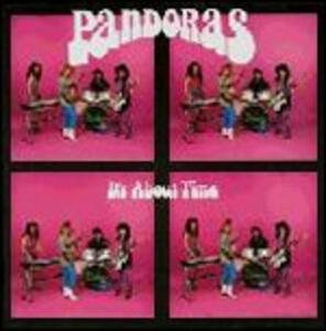 It's About Time - CD Audio di Pandoras