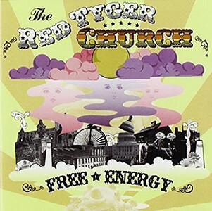Free Energy - CD Audio di Red Tyger Church