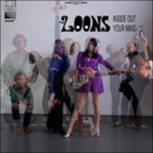 Inside Out Your Mind - CD Audio di Loons