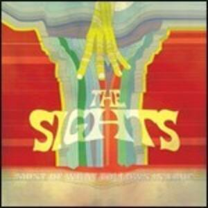 Most of What Follows Is True - Vinile LP di Sights