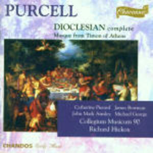 Dioclesian - CD Audio di Henry Purcell,Richard Hickox,Collegium Musicum 90