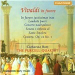 Laudate Pueri - CD Audio di Antonio Vivaldi